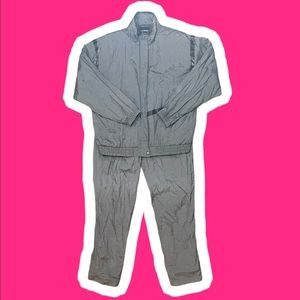 Vintage 90's Y2K Quilted Tracksuit - Outbrook